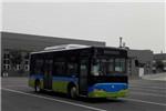豪沃JK6856GBEVQ2公交车(纯电动10-27座)