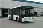 豪沃JK6856GBEV公交车(纯电动10-27座)