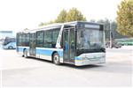 豪沃JK6126GPHEVN5Q插电式公交车(天然气/电混动国五10-48座)