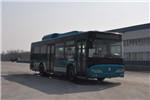 豪沃JK6106GPHEVN5插电式公交车(天然气/电混动国五16-42座)