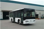 豪沃JK6859GN5公交车(天然气国五10-31座)