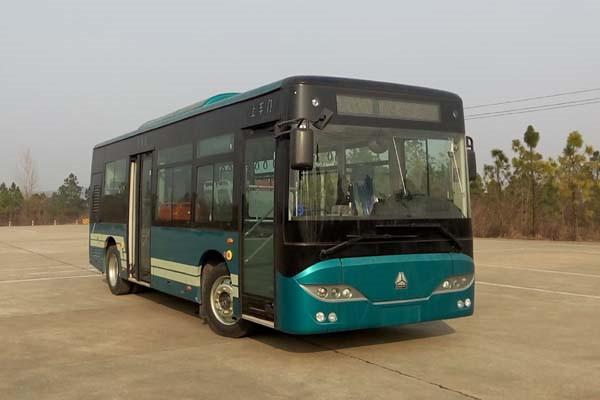 豪沃JK6806GBEVQ1公交车(纯电动10-19座)