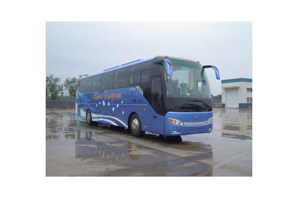 豪沃JK6118TD4客车(柴油国四24-62座)