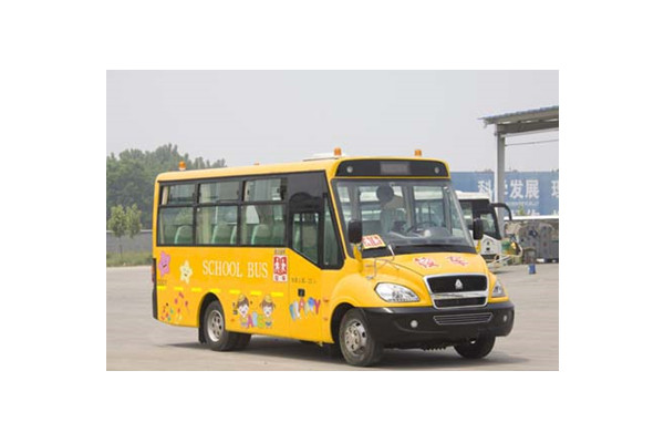 豪沃JK6660DXA2小学生专用校车(柴油国四24-36座)