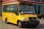 豪沃JK6760DXAQ幼儿专用校车(柴油国四24-45座)
