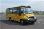 豪沃JK6760DXA小学生专用校车(柴油国四24-43座)