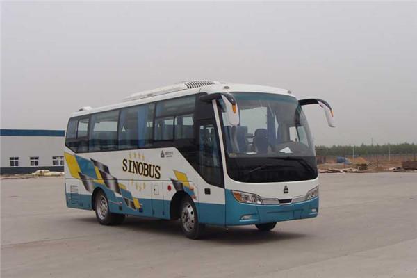 豪沃JK6858H客车(柴油国四24-39座)