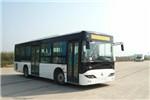豪沃JK6109GHEVN5公交车(天然气/电混动国五10-42座)