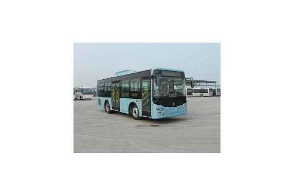 豪沃JK6919GN5公交车(天然气国五10-38座)