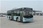 豪沃JK6909GN5公交车(天然气国五10-38座)
