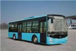 豪沃JK6109GN公交车(天然气国四24-42座)