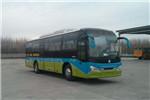 豪沃JK6116GBEV公交车(纯电动24-62座)