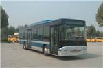豪沃JK6126GBEV公交车(纯电动10-48座)