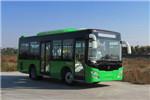 豪沃JK6839GN公交车(天然气国四24-34座)