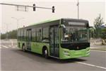 豪沃JK6129GE公交车(柴油国四24-48座)