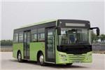 豪沃JK6779DGN公交车(天然气国四10-30座)