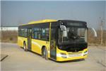 豪沃JK6109GDN公交车(天然气国四24-42座)