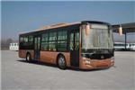 豪沃JK6129GC公交车(天然气国四24-48座)