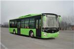 豪沃JK6119GN公交车(天然气国四24-46座)