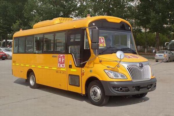 宇通ZK6745DX51中小学生专用校车(柴油国五24-26座)