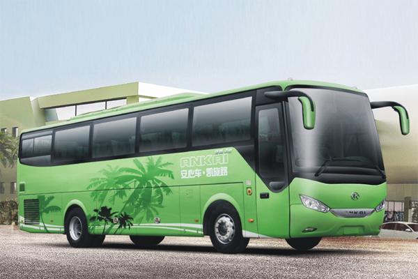 安凯HFF6121K09D1E51客车(柴油国五24-59座)车型图
