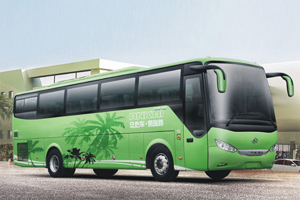 安凯HFF6121K09D1E51客车(柴油国五24-59座)