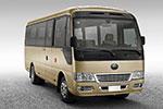 宇通ZK6710D1客车(柴油国四10-23座)