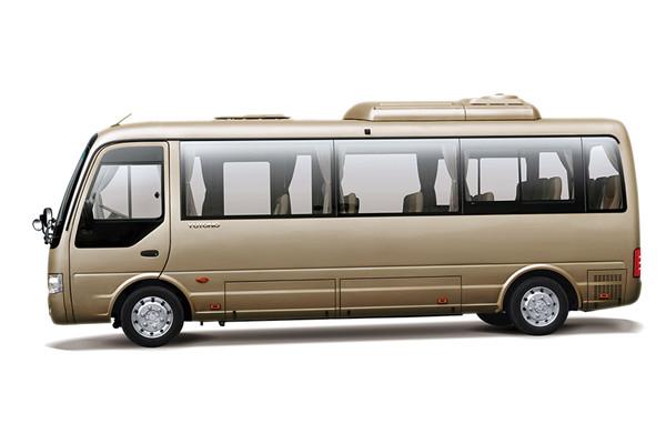 宇通ZK6701BEVQ5客车(纯电动10-20座)