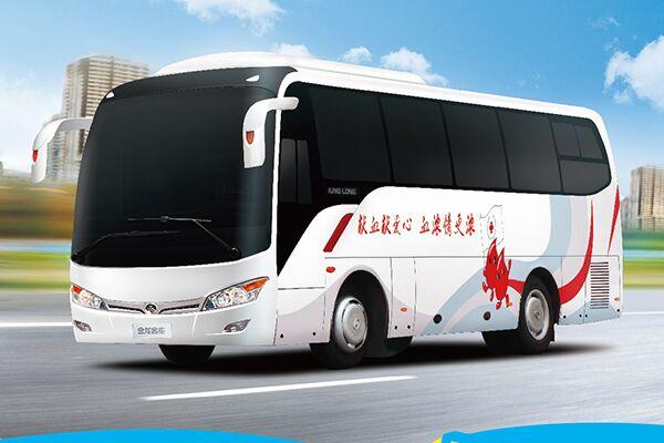 金龙XMQ5140AXYL采血车(柴油国四2-10座)