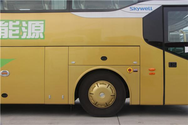 南京金龙NJL6125YA客车(柴油国五24-52座)