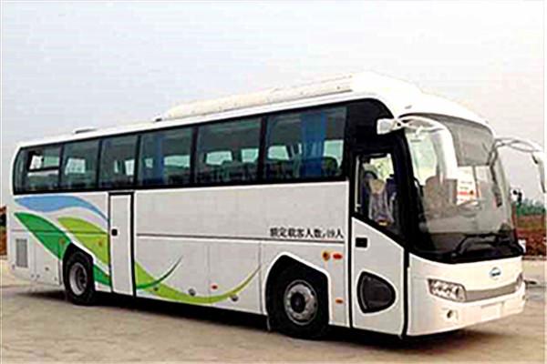 南京金龙NJL6117YA5客车(柴油国五24-53座)