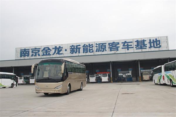 南京金龙NJL6107BEV1客车(纯电动24-55座)