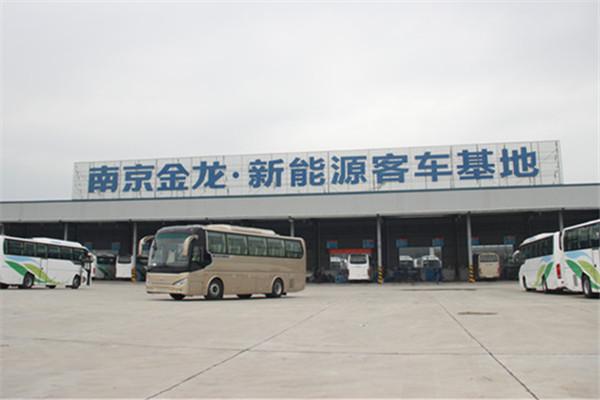 南京金龙NJL6107BEV12客车(纯电动24-44座)