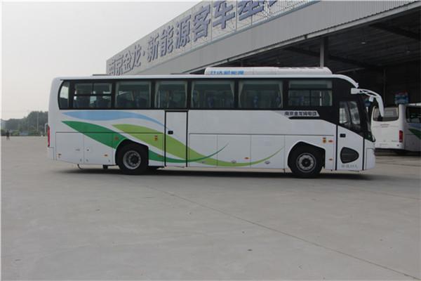 南京金龙NJL6118BEV9客车(纯电动24-53座)