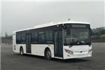 南京金龙NJL6129HEVN1公交车(天然气混动国五10-41座)