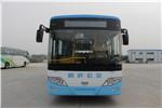 南京金龙NJL6100BEV9公交车(纯电动24-41座)
