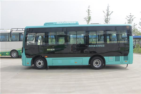 南京金龙NJL6680BEV18公交车(纯电动10-25座)
