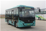 南京金龙NJL6680BEV11公交车(纯电动10-25座)
