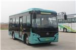 南京金龙NJL6680BEV7公交车(纯电动10-25座)