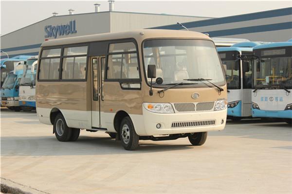南京金龙NJL6608YF5客车(柴油国五10-19座)