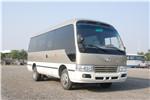 南京金龙NJL6606YF5客车(柴油国五10-19座)