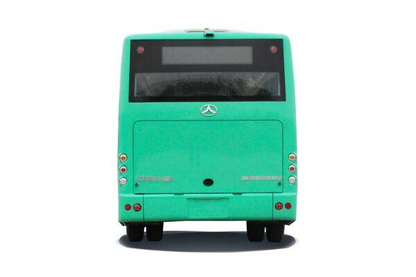 晶马JMV6800GRBEV公交车(纯电动10-30座)