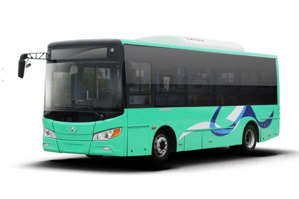 晶马JMV6800GRBEV1公交车(纯电动10-30座)
