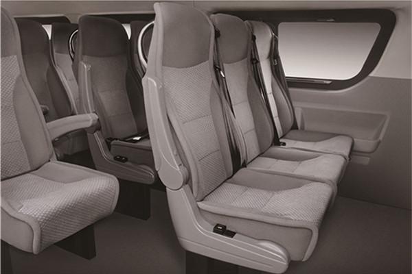 南京金龙NJL6601BEV2客车(纯电动10-18座)