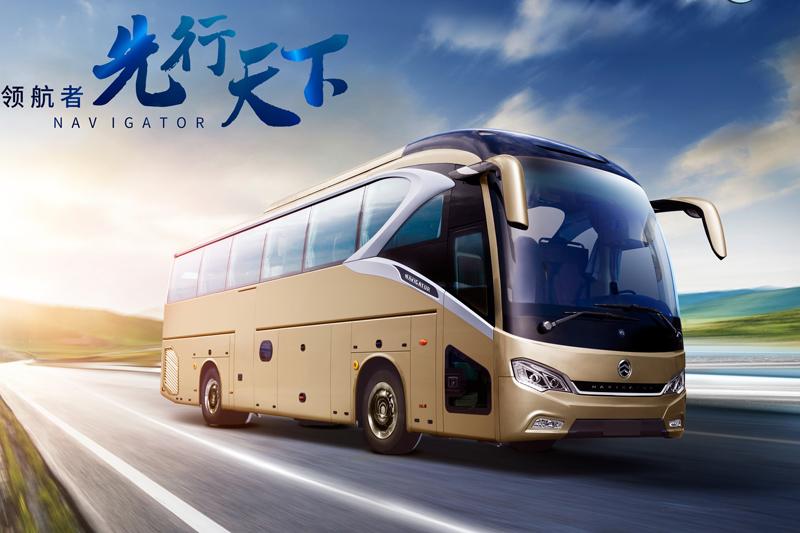 金旅XML6129J15S客车(柴油国五24-55座)