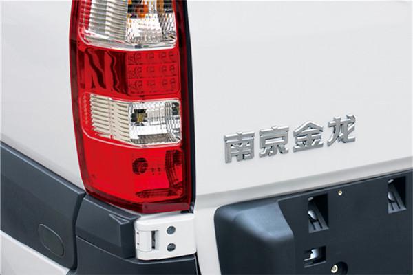 南京金龙NJL6600BEV49客车(纯电动10-18座)