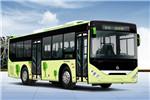 东风超龙EQ6105CTBEV4公交车(纯电动10-40座)