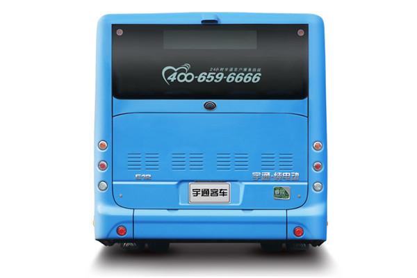 宇通ZK6125BEVG25D公交车(纯电动10-45座)