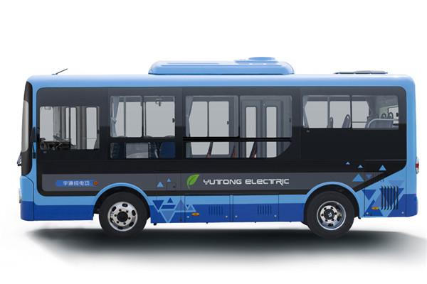 宇通ZK6650BEVG5公交车(纯电动10-17座)