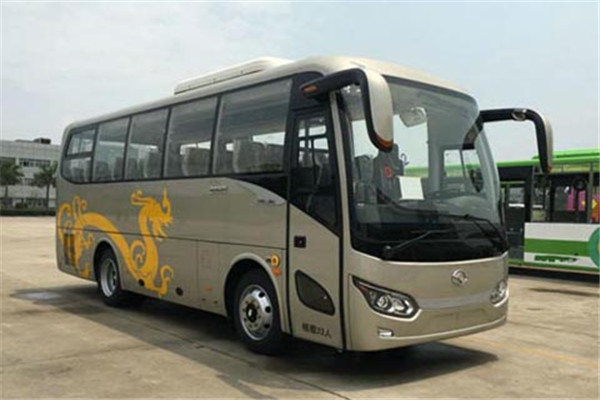 金龙XMQ6829AYD5C客车(柴油国五24-37座)